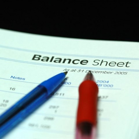 Balance Sheet Graphic